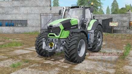 Deutz-Fahr 9000 TTV Agrotron für Farming Simulator 2017