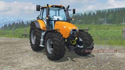 Hurlimann XL 130 orange pour Farming Simulator 2013