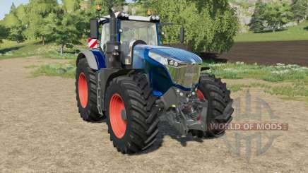 Fendt 1000 Vario MetallicLack pour Farming Simulator 2017