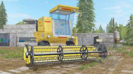 New Holland Clayson 8070 tyre selection für Farming Simulator 2017