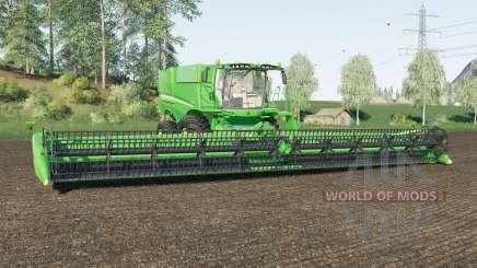 John Deere S790 with SeatCam pour Farming Simulator 2017