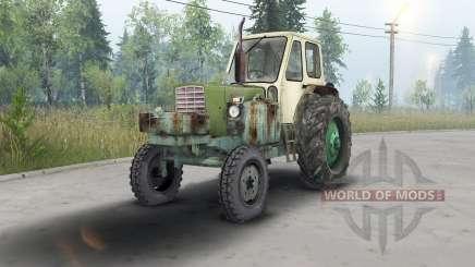 YUMZ-6K gelb-grün für Spin Tires