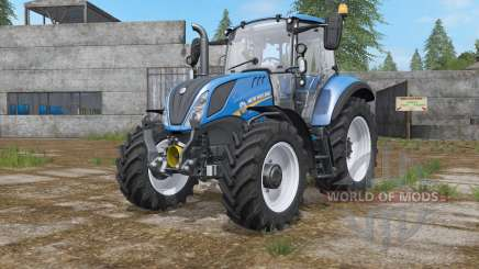 New Holland T5-series 150 hp für Farming Simulator 2017