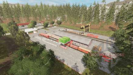 Rockwood and Riverwood v1.1 pour Farming Simulator 2015