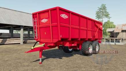 Orenge ORM 160 pour Farming Simulator 2017