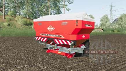 Kuhn Axis 40.2 M-EMC-W added lime für Farming Simulator 2017