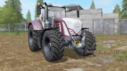 Fendt 900 Vario series extreme für Farming Simulator 2017