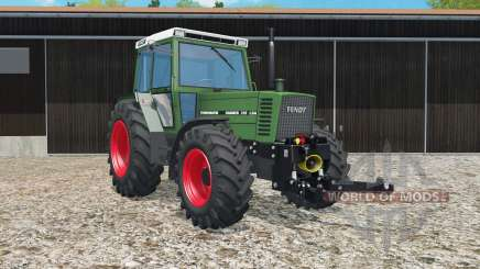 Fendt Farmer 310 LSA Turbomatik dark green pour Farming Simulator 2015