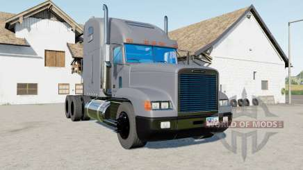 Freightliner FLD 120 oslo gray pour Farming Simulator 2017