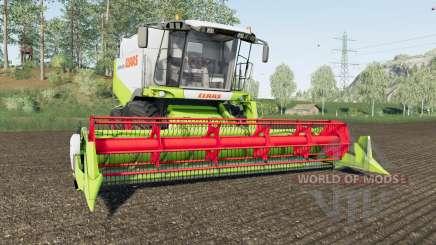 Claas Lexion 530 and S 600 pour Farming Simulator 2017