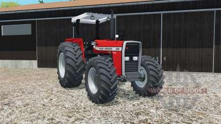 Massey Ferguson 299 VRT pour Farming Simulator 2015