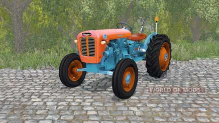Lamborghini 1R burning orange pour Farming Simulator 2015