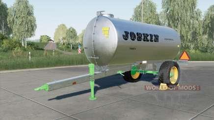 Joskin AquaTrans 7300 S für Farming Simulator 2017