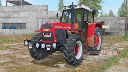 Zetor 16145 4x4 Castrol pour Farming Simulator 2017