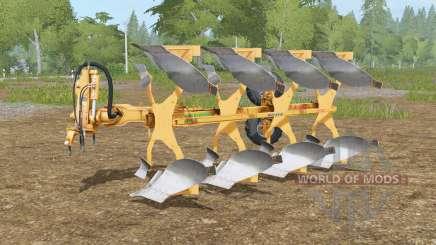 Moro Aratri QRV 20A Raptor für Farming Simulator 2017