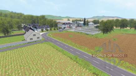 Agrofarm Kvasovec für Farming Simulator 2015