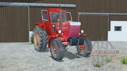 MTZ-80 Belarus open doors für Farming Simulator 2013