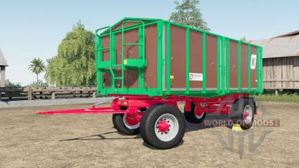 Kroger Agroliner HKD 302 new tire configs für Farming Simulator 2017
