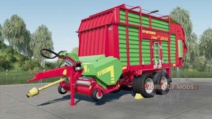 Strautmann Zelon CFS 2501 DO Michelin tires für Farming Simulator 2017