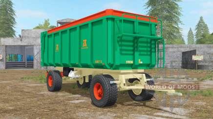 Aguas-Tenias GAT20 jade für Farming Simulator 2017