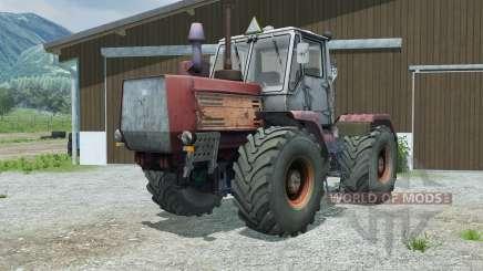 T-150K control panel für Farming Simulator 2013