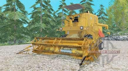 Bizon Super Z056 real sounds für Farming Simulator 2015