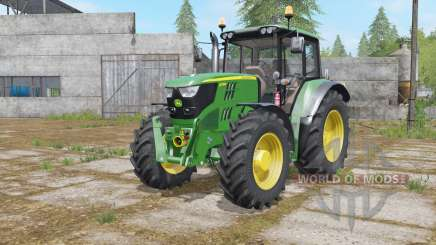 John Deere 6115M interactive contrꝍl pour Farming Simulator 2017