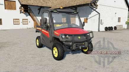 John Deere XUV865M multicolor pour Farming Simulator 2017