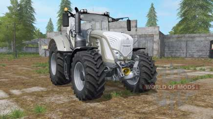 Fendt 900 Vario with color selection pour Farming Simulator 2017