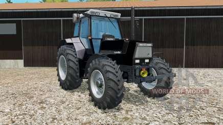 Deutz-Fahr AgroStar 6.61 repainted in black pour Farming Simulator 2015