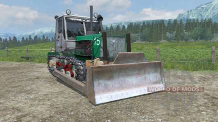 T-150 mit einer Klinge für Farming Simulator 2013