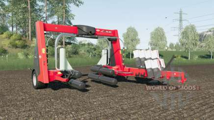 Kuhn SW 4014 increased wrapping speed pour Farming Simulator 2017