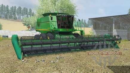 John Deere 9770 & 635D für Farming Simulator 2013