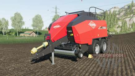 Kuhn LSB 1290 D capacity 20000 liters pour Farming Simulator 2017