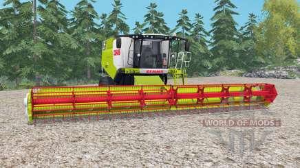 Claas Lexion 770 TerraTrac rio grandᶒ für Farming Simulator 2015