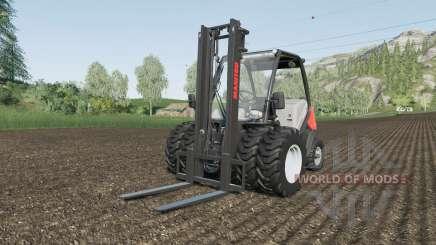 Manitou MC 18-4 dual tires für Farming Simulator 2017