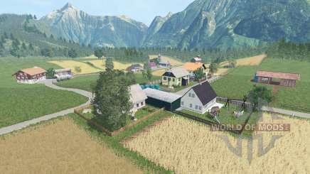 Walchen v1.2.1 für Farming Simulator 2015