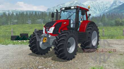 Valtra N163 with additional sets of tires für Farming Simulator 2013