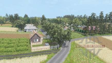 Srednia Wies v7.0 für Farming Simulator 2015