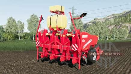 Grimme GL 420 with fertilizer function für Farming Simulator 2017