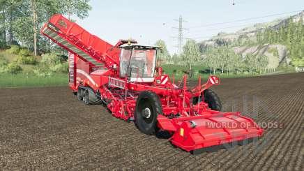 Grimme Varitron 470 working speed 20 km-h für Farming Simulator 2017