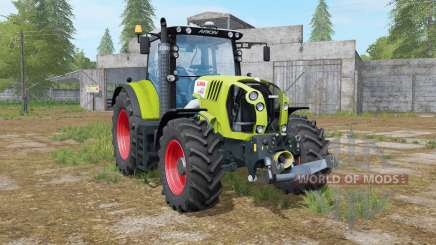 Claas Arion 600 pour Farming Simulator 2017