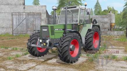 Fendt Favorit 615 LSA Turbomatik E washable für Farming Simulator 2017