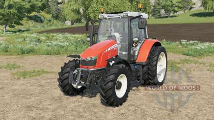 Massey Ferguson tractors 25 percent more hp pour Farming Simulator 2017