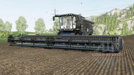 Ideal 9T grain tank 45000 liters für Farming Simulator 2017