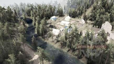 Trois villages pour MudRunner