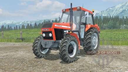 Ursus 1014 avant loadeɽ pour Farming Simulator 2013