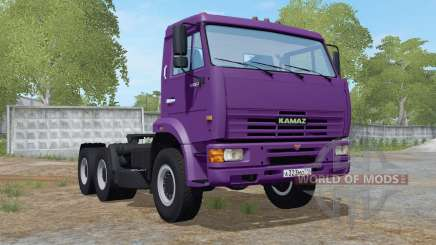 KamAZ-65116 mit Kipp-Anhänger für Farming Simulator 2017
