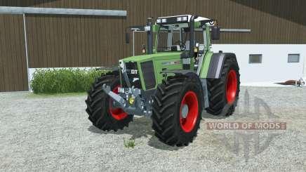 Fendt Favorit 926 Vario animierte auspuffklappe für Farming Simulator 2013