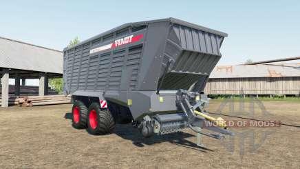 Fendt Tigo XR 75 D multicolor für Farming Simulator 2017